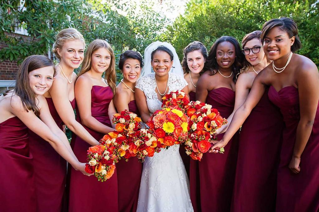 fall wedding charlottesville