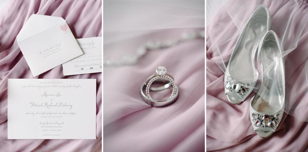 lavandar wedding details