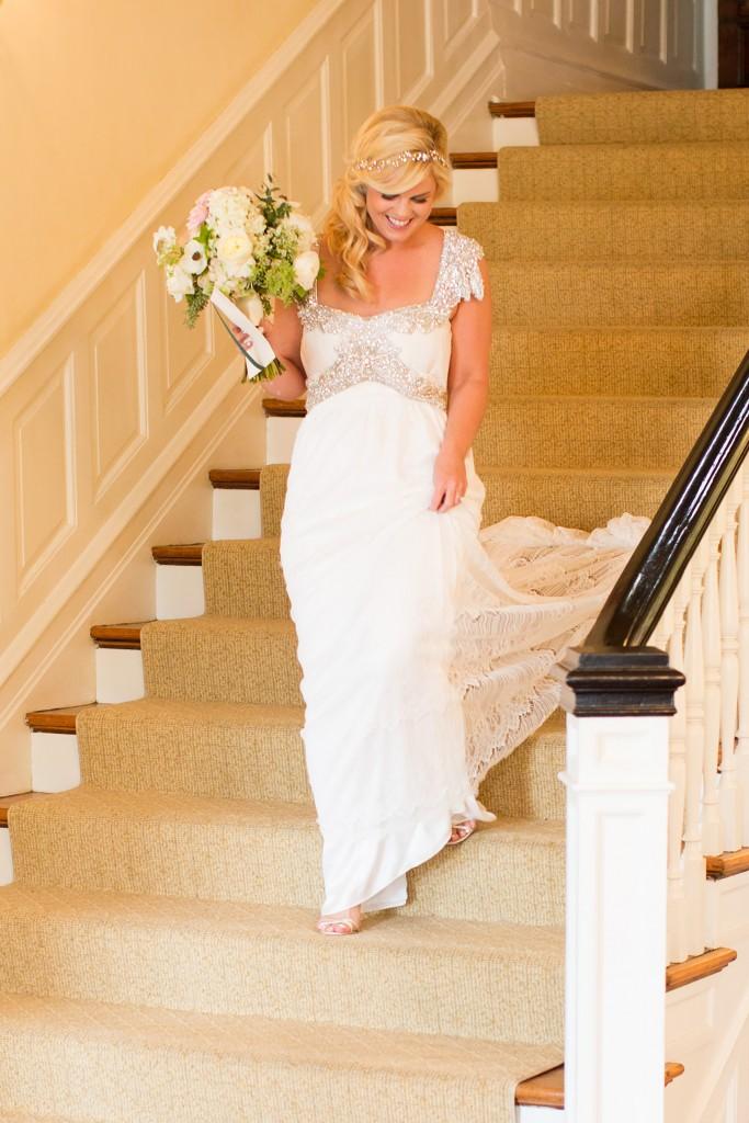 keswick hall bride