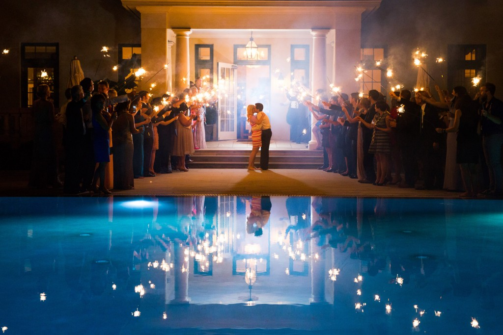 best wedding exit ideas
