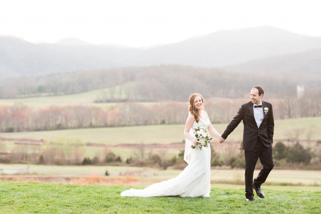 gorgeous virginia wedding