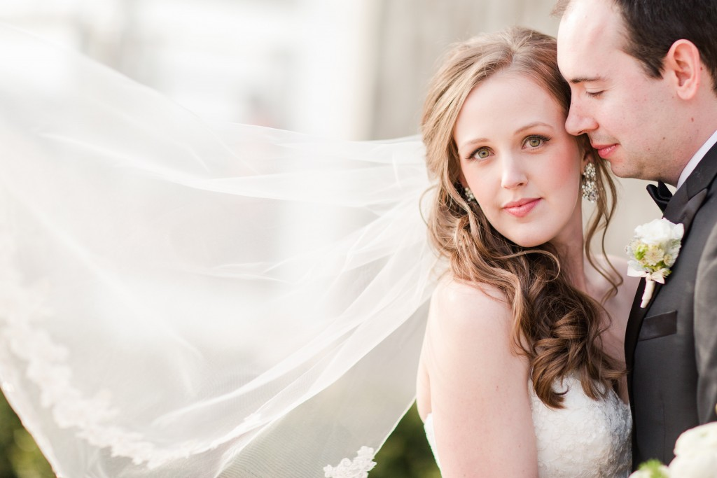 wedding portrait by Katelyn James Photography