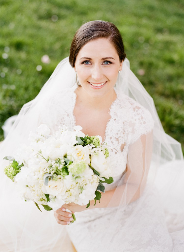 best bridal portrait