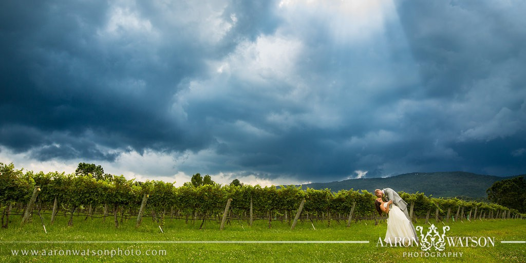 veritas winery wedding