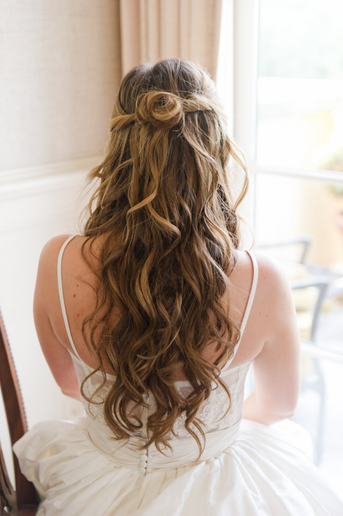 wedding hair charlottesville