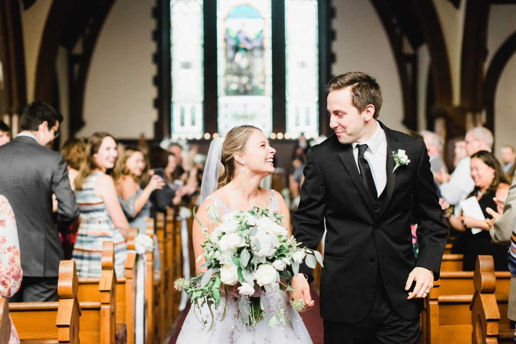 UVA Chapel Wedding