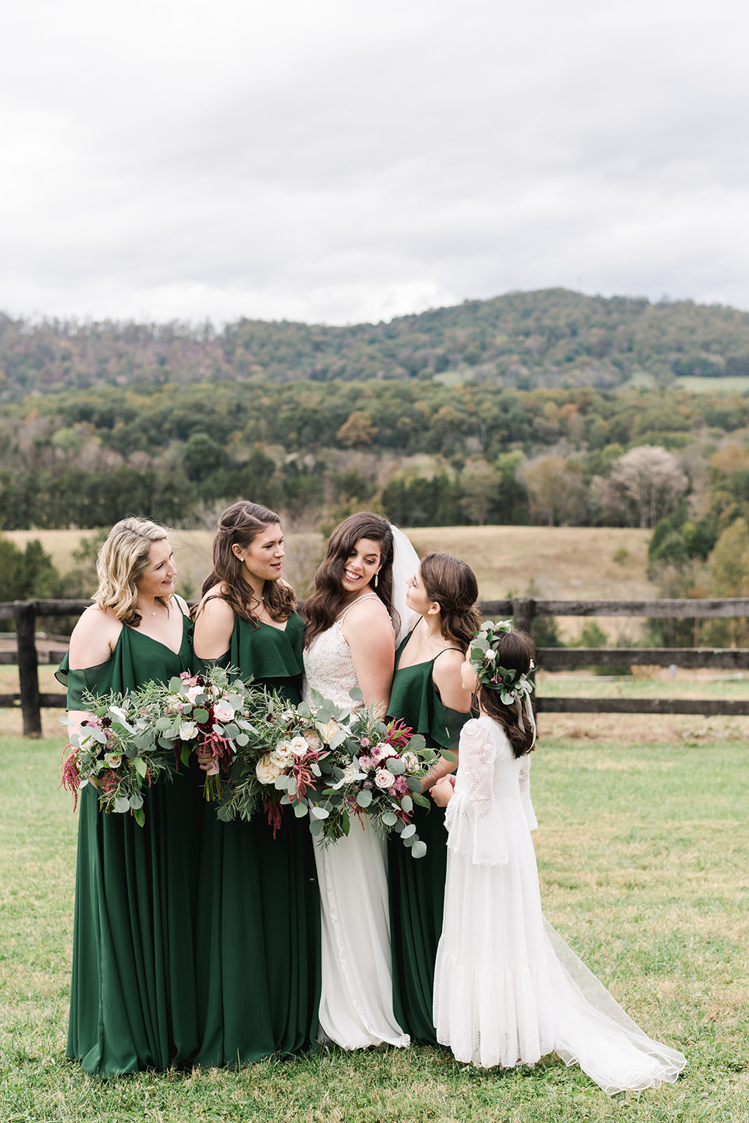 Sarah and Taylor 3 Cats Photo Blue Ridge Mountain Wedding Photographer 61538 copy