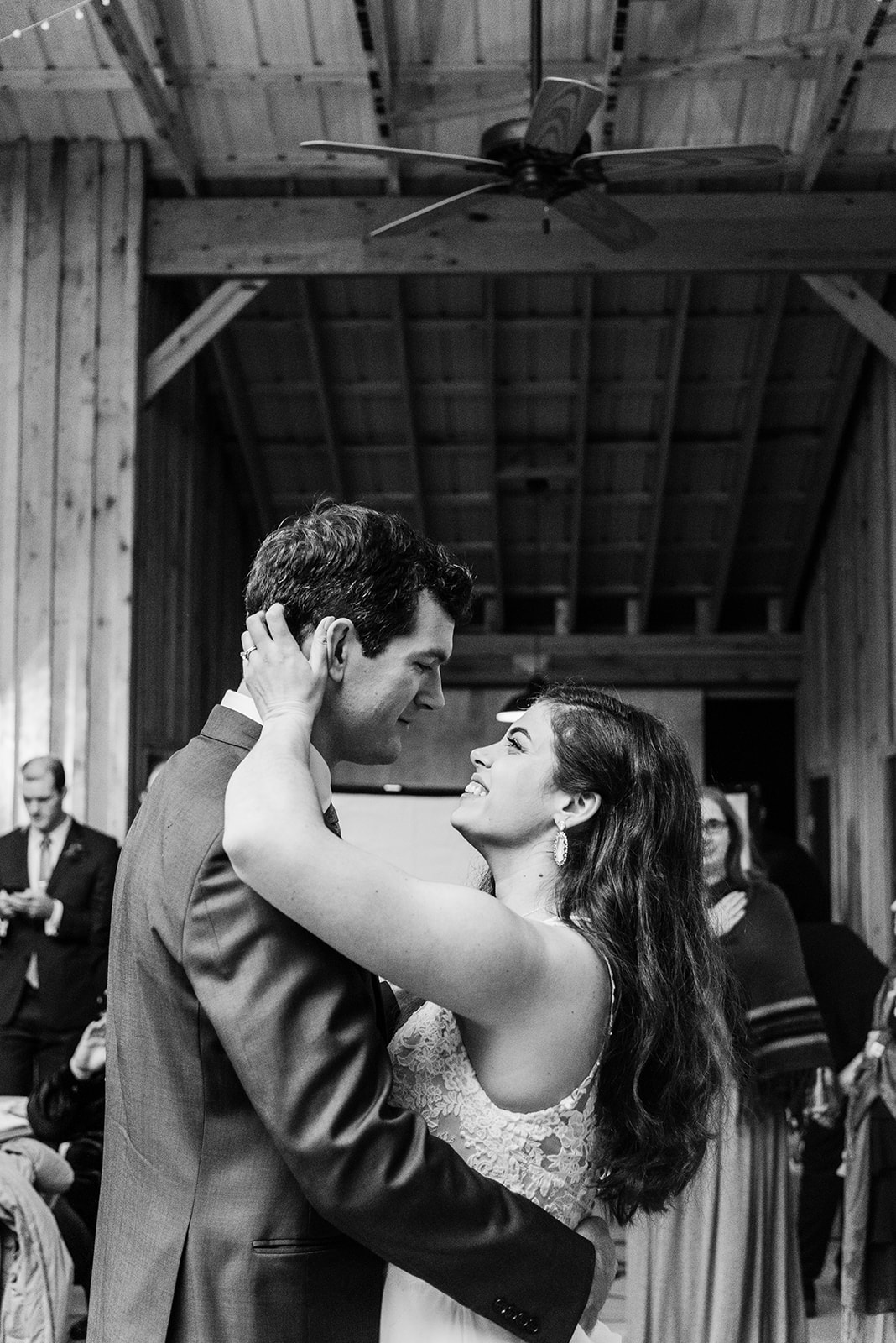Sarah and Taylor 3 Cats Photo Blue Ridge Mountain Wedding Photographer 62860 copy